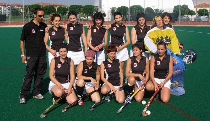 Hockey Club Uras Femminile 2005