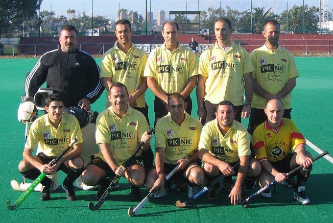 Hockey Club Uras Maschile 2007