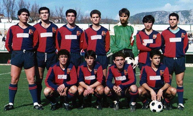 Iglesias Calcio · 1986