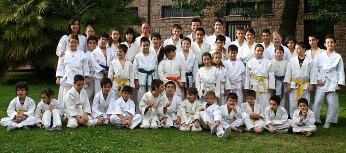 Judo Club Ken Otani · Ghilarza 2007