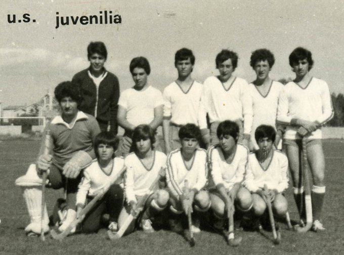 Juvenilia Hockey · Uras 1975-1976
