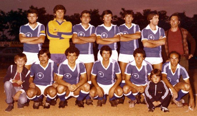 Melis Aldo Calcio · Sanluri anni settanta