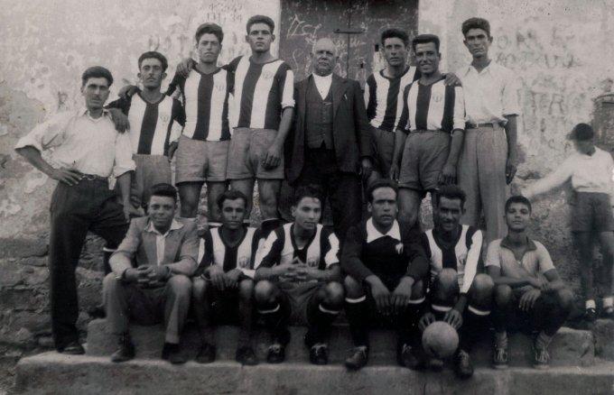 Mogorella Calcio · 1950