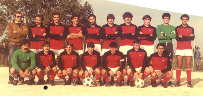 Montalbo Calcio · Siniscola 1984