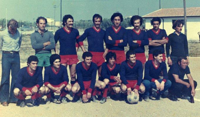 Olimpia Calcio · San Vero Milis 1977