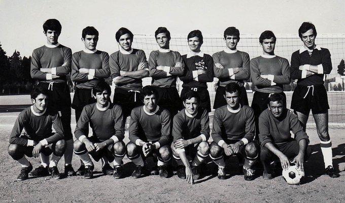 Oristanese Calcio · 1969