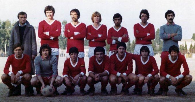 Oristanese Calcio · 1977