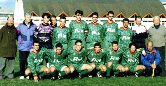 Oristanese Calcio · Juniores anni novanta