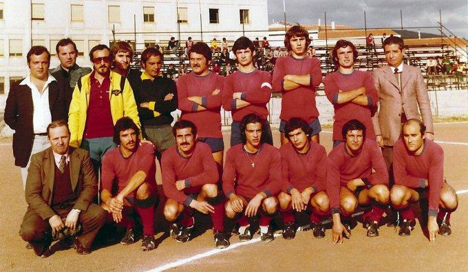 Paulese Calcio · Macomer inizi anni settanta