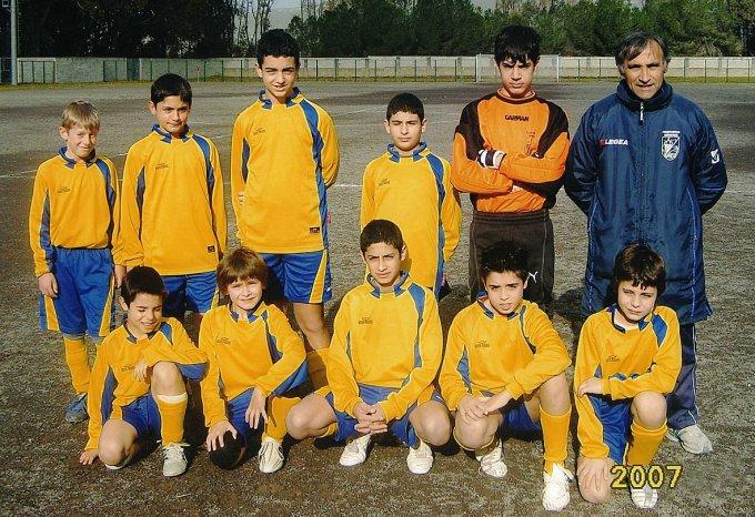 Polisportiva Sanverese Esordienti · 2007