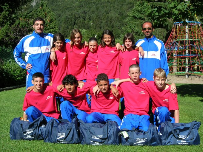 Rappresentativa Sarda · Molveno 2005