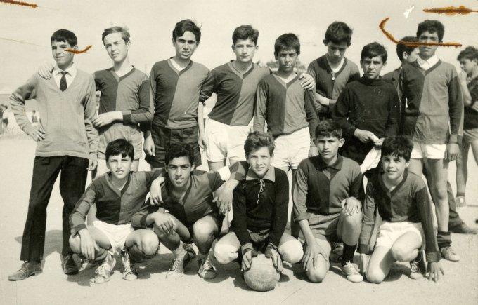 San Giorgio Calcio Oristano · 1963