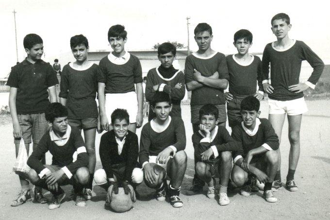 San Giorgio Calcio · Oristano 1963