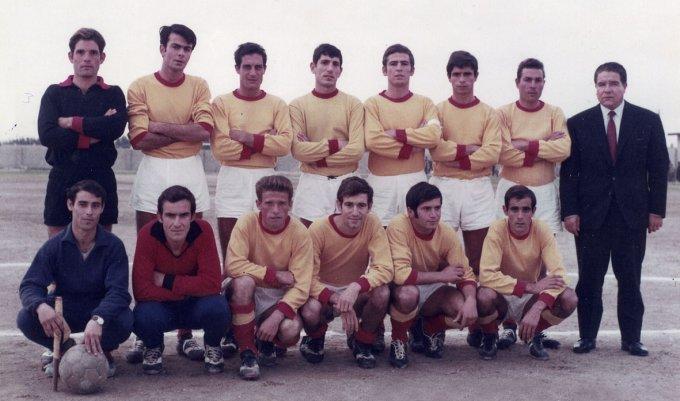 San Marco Calcio · Cabras anni sessanta
