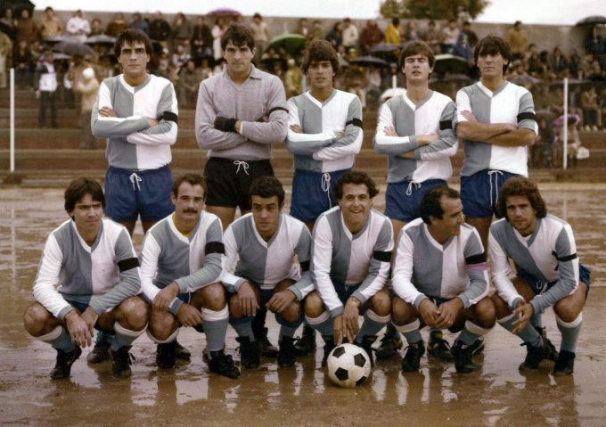 San Marco Cabras · 1980