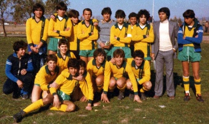 San Paolo Oristano anni settanta