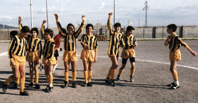 San Paolo Oristano · Scuola Calcio 1987