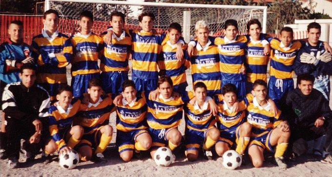San Paolo Calcio · Oristano 1999