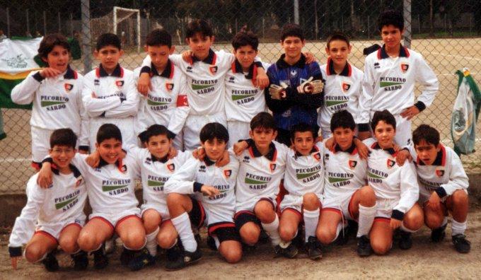San Paolo Calcio · Oristano 1997