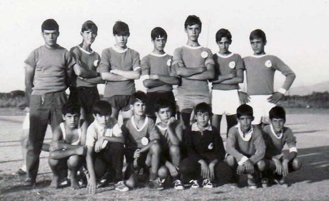 Santa Giusta Calcio · 1968