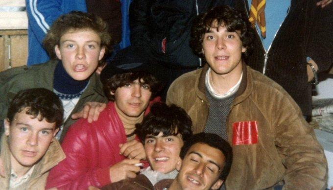 Gruppo Scout San Giuseppe · Oristano anni ottanta
