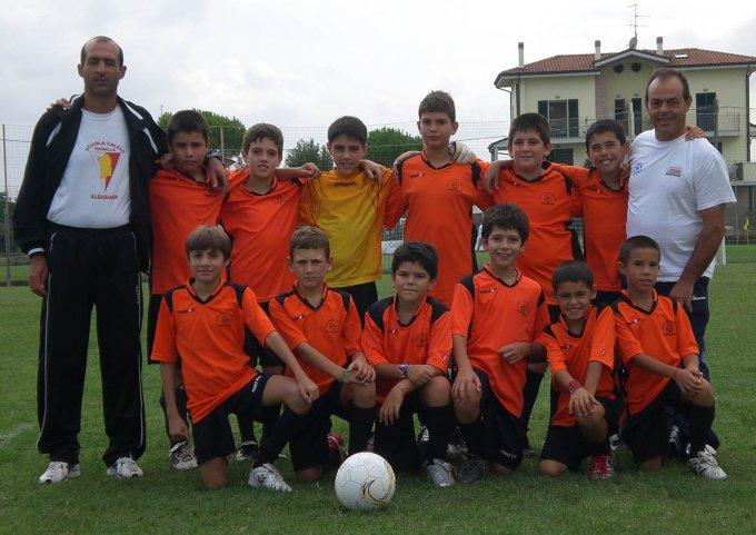 Scuola Calcio Marmilla · Albagiara 2007