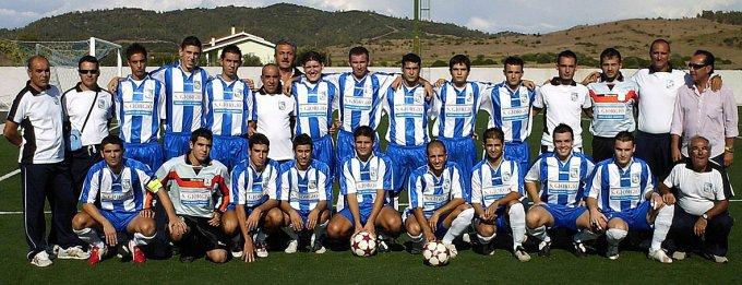 Siliqua Calcio · 2008