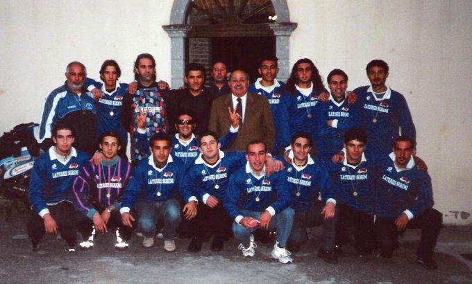 Simaxis Calcio · 2000/2001