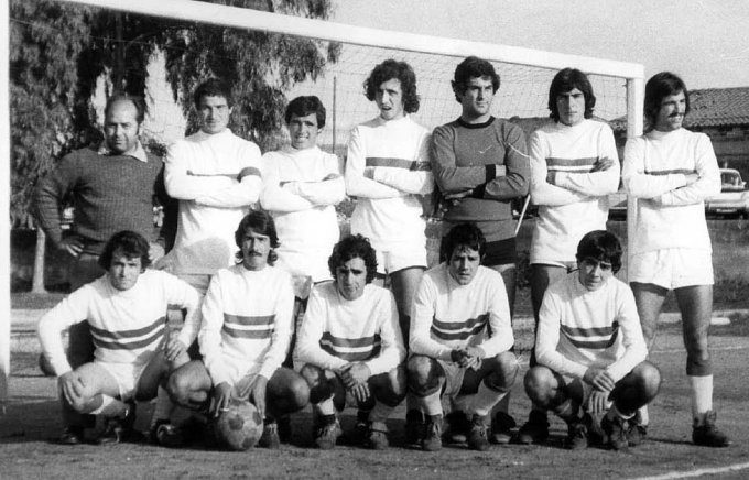 Solarussa Calcio · 1975/76