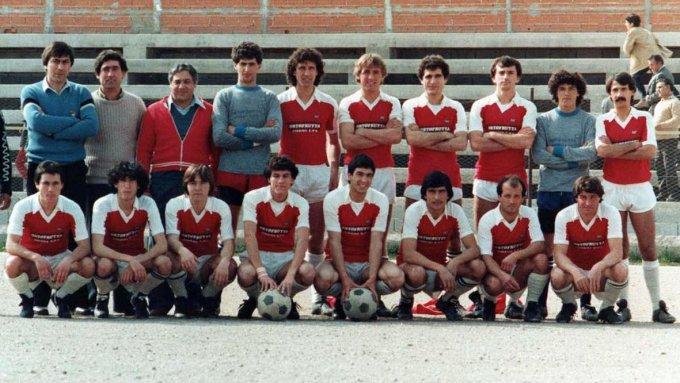 Solarussa Calcio · 1985/86