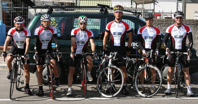 Spinbike Team Gruppo Meloni · Gonnosfanadiga 2008