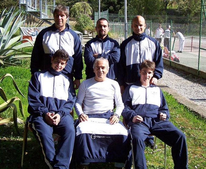Tennis Club Macomer · 2008
