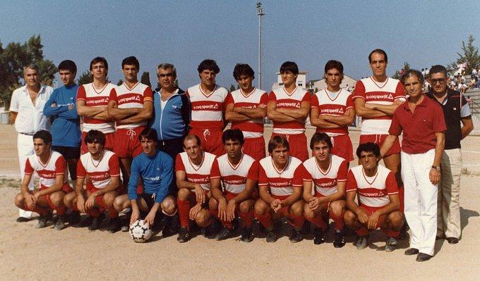 Tharros Calcio · Oristano 1983