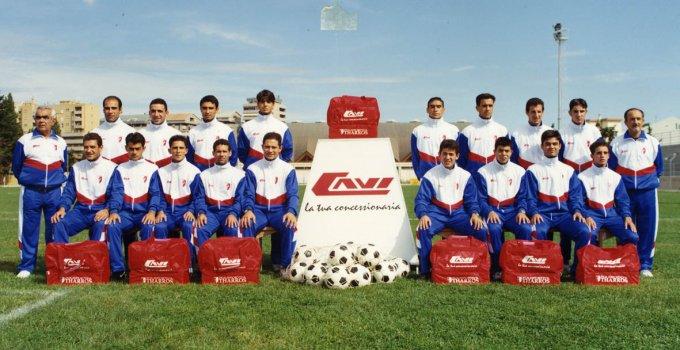 Tharros Calcio · Oristano 1995