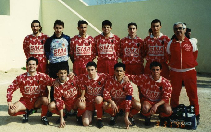 Tharros Calcio · Oristano 1996