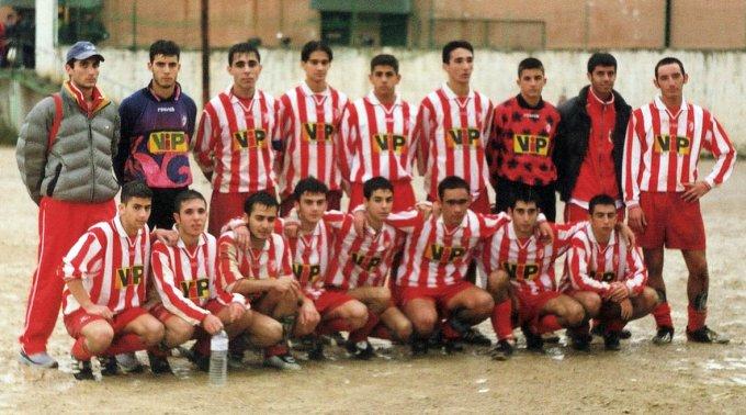Tharros Calcio Juniores · Oristano 2003