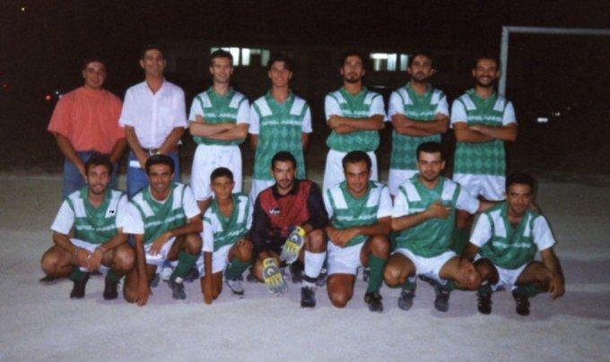 Torneo di calcio a sette · Villaurbana 1995