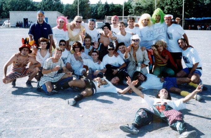 Torneo dell'amicizia · Terralba 2001