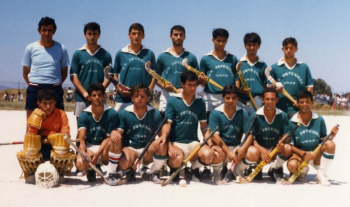 U.S. Juvenilia · Uras 1985/86