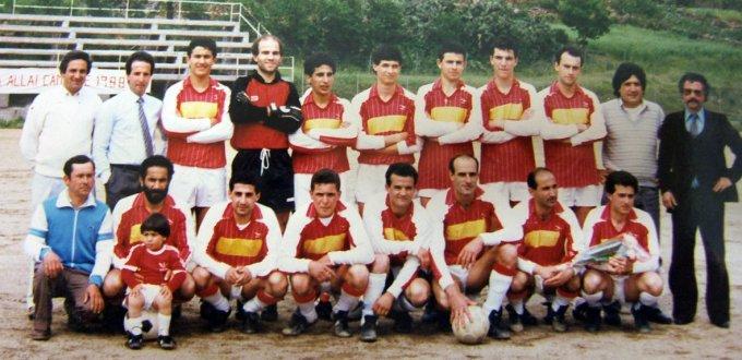 Allai Calcio 1988