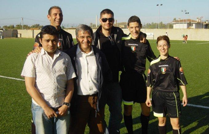 Arbitri ad Arborea 2007