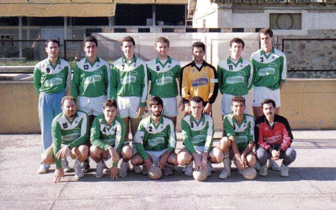 Pallamano Arborea 1991