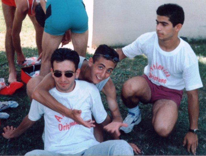 Atletica Oristano - Rieti 1994