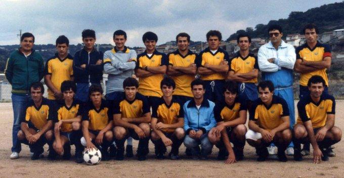 Busachese Calcio 1986