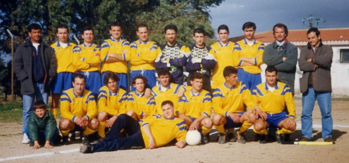 Busachese Calcio 1995