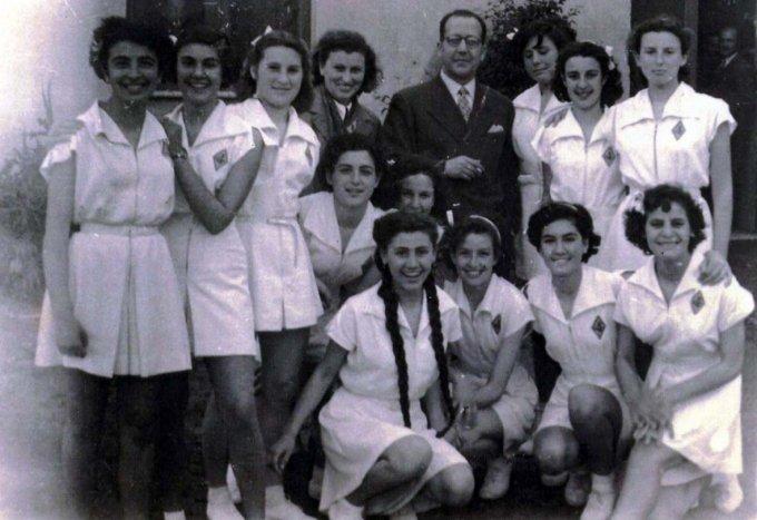 De Castro Oristano anni cinquanta