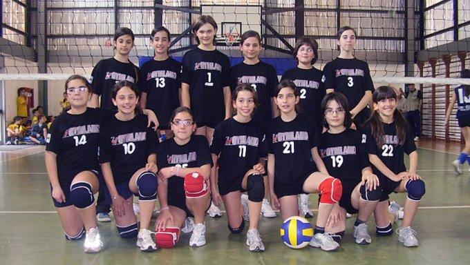 Gymland Pallavolo Under 12