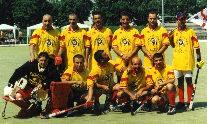 Hockey Club Uras · Bologna 2000