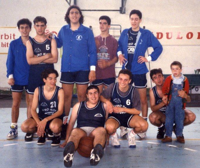 Libertas Oristanese Cadetti 1987