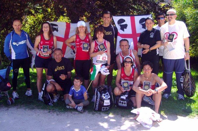 Maratona di Madrid 2008
